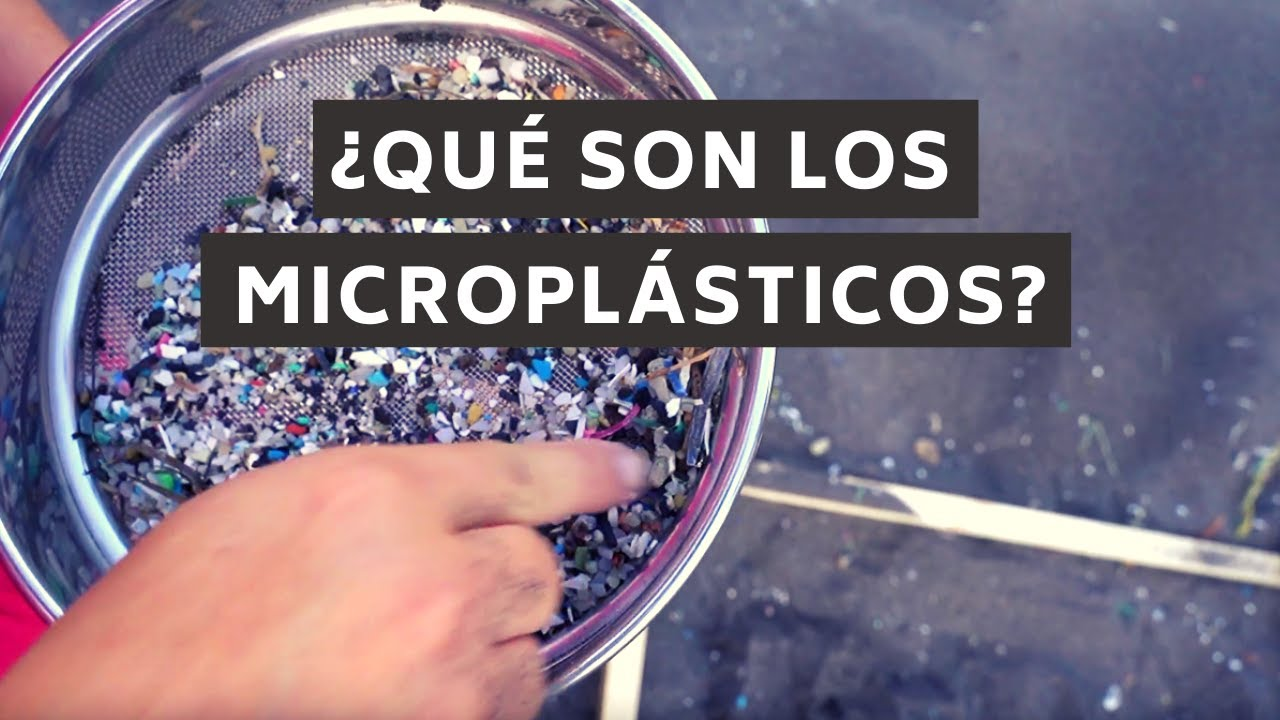 "AChem participate in the video ""What are microplastics?"""